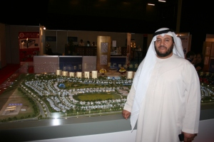 Mr.Mohammed Bin Odah,CEO of Tanmiyat Group