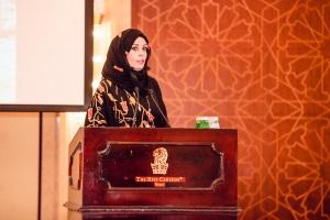 Engr. Duaa Issam Dablan MSC, Senior Deputy Director, Real Estate Investment Management & Promotion Center, Dubai Land Department