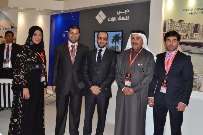 Dubai Properties participates as a Strategic Partner of International Property Show 2015