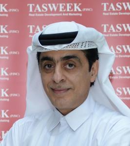 Masood Al Awar - CEO - Tasweek