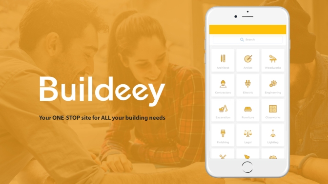 Buildeey Launches  an integrated Online Platform for Construction-related Services in the UAE